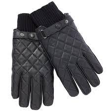 Royal Boutique Leather Gloves Men Barbour Quilted Accessories ... & Leather Gloves Men Barbour Quilted Accessories Adamdwight.com