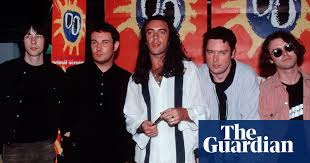Primal Scream and Robert 'Throb' Young's most rocking moments | Primal  Scream | The Guardian