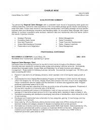 Examples Of Resume Summary 59 Images How To Write A Marketing Obfu