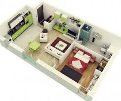 Small Picture Studio Apartment Floor Plans