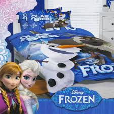 olaf and sven quilt cover set