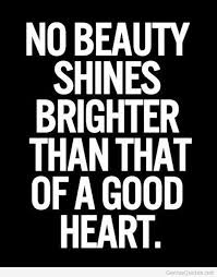 Heart Quotes Beauteous Good Heart Quote