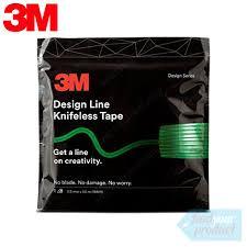 3m Design Line Vs Finish Line 3m Design Line Knifeless Tape 3 5mm X 45 7m