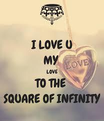 I Love U My Love Pic
