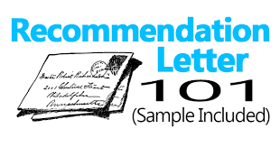 how to write a letter of remendation