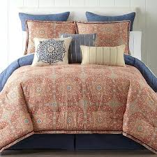 jcpenney queen comforters home 4 bohemian reversible comforter set pertaining to sets plans 2 twin jcpenney queen