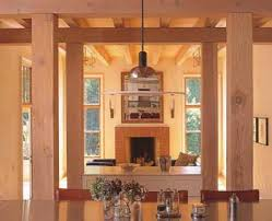 Sarah Susanka    s Not So Big Ideas for Log Homes   LogHome comOpen floor plan  quot The place where we spend most of our time these days is the main living space  which usually includes the family room and kitchen