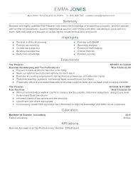 Chartered Accountant Resumes Accountant Cv Template Metabots Co