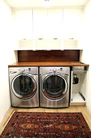 counter over washer and dryer counter over washer and dryer laundry room plywood magnificent above counter