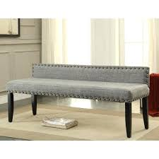 medium size of benches padded with backs back backrest custom dining diy upholstered bench seat