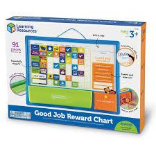 Good Job Reward Chart Childrens Reward Charts Classroom