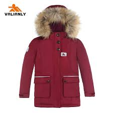 <b>2019</b> New Kids <b>Winter</b> Coat Parka Cotton Padded Coat Jacket ...