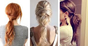 tendência de penteados para o outono-inverno 2017