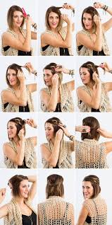 easy short hairstyle at home diy hairstyles by makeup tutorials at