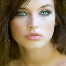 makeup for fair skin brown hair and