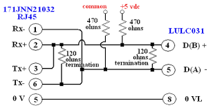 wiring diagram for rs485 wiring diagram basic