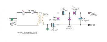 ac to dc converter circuit diagram transformer ac ac to dc converter circuit diagram the wiring diagram on ac to dc converter circuit diagram