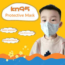<b>KN95 Kids</b> Face <b>Mask Non</b>-medical <b>mask</b> 4 Layers Anti Infection ...