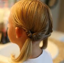 10 Makkelijke Kapsels Voor Je Dochter Kid Hairstyles In 2019