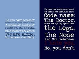 Doctor Who Best Quotes