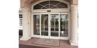 assa abloy resilience hurricane resistant automatic sliding door
