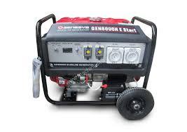 honda portable generators. Exellent Generators Portable Honda Generator  Petrol 8KVA Key Start In Generators C