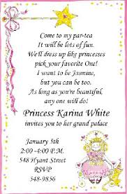 Party Invite Wording Badbrya Com
