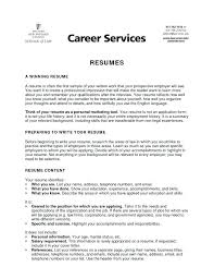 Personal Resume Unique Resume Personal Background Sample Layout Character Fonts Personal