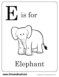 baby elephant coloring pages e is for page printable to print sheet free s baby elephant coloring pages e is for page printable to print sheet free