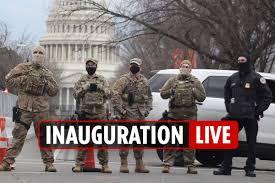 Inauguration Day 2021 LIVE – Joe Biden ...