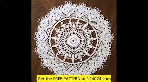 Easy Doily Pattern Amazing Inspiration Ideas