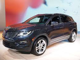 black lincoln car 2015. the 2015 lincoln mkc features unique styling black car
