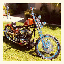 custom built motorcycles ebay