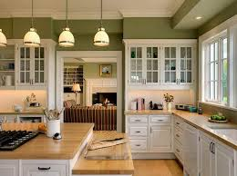 kitchens with painted cabinetsKitchen Colors With White Cabinets  Coredesign Interiors