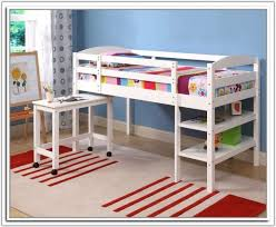 loft beds white ikea bed tromso 79 ne kids schoolhouse desk full size charleston storage