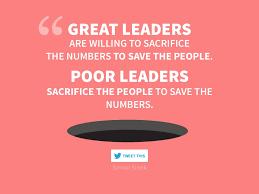 Simon Sinek Great Leaders Are