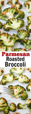 ampamp prep table: parmesan roasted broccoli easy delicious roasted broccoli recipe with parmesan cheese  mins
