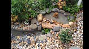 diy how to build a small waterfall garden in your front yard