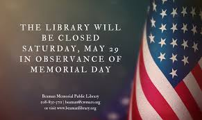 Best memorial day thank you quotes sayings for friends, family and loved ones. Memorial Day 2021 Beaman Memorial Library
