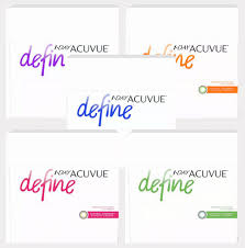 1 Day Acuvue Define 90 Pack All Colors Lens Saver