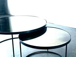 round nesting coffee table primary glass nesting coffee tables nesting coffee tables round glass nesting coffee