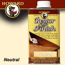 Howard Restor A Finish Neutral 8 00 Fl Oz