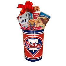 philly sport lover s phillies gift basket