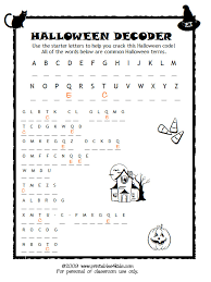 Pictures on Halloween Printable Worksheets Free, - Wedding Ideas