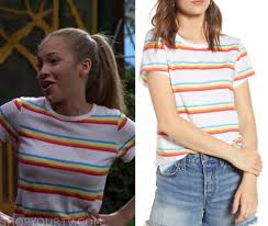 Ava King Fashion, Clothes, Style and Wardrobe worn on TV Shows | Shop Your  TV