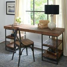 industrial style office desk modern industrial desk. Awesome Industrial Style Desk Home Design Ideas Pictures Remodel For Rustic Plan Furniture: Office Modern S