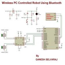 wireless pc controlled robot using bluetooth engineersgarage circuit diagram for wireless pc controlled robot using bluetooth