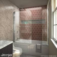 sy dreamline aqua swing w x h frameless bathtub door dreamline aqua swing w x h frameless bathtub door frameless hinged bathtub doors delta