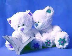 love is endless cute love teddy bear blue teddy bear cute bears