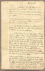 letter from john adams to abigail adams  page 1